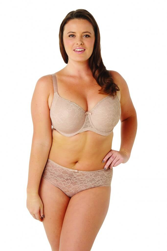 Pure Lace Bra by Sculptresse  36F to 46E