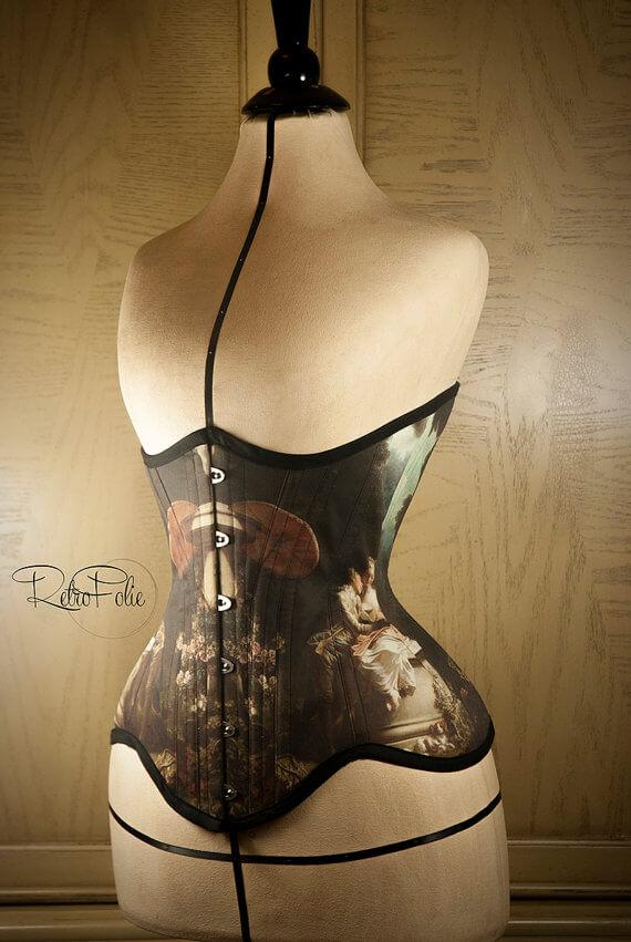 retro folie corset 1