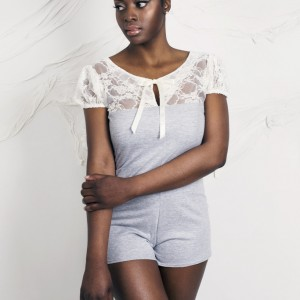 Sale Lingerie of the Week: Rose Ver'shel Abbey Playsuit
