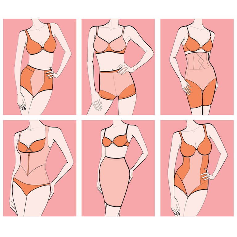 62b81db5edf Shapewear 101  The Definitive Shapewear Guide