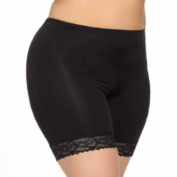 Silky Plus Size Shorts by Hanky Panky  1X to 3X