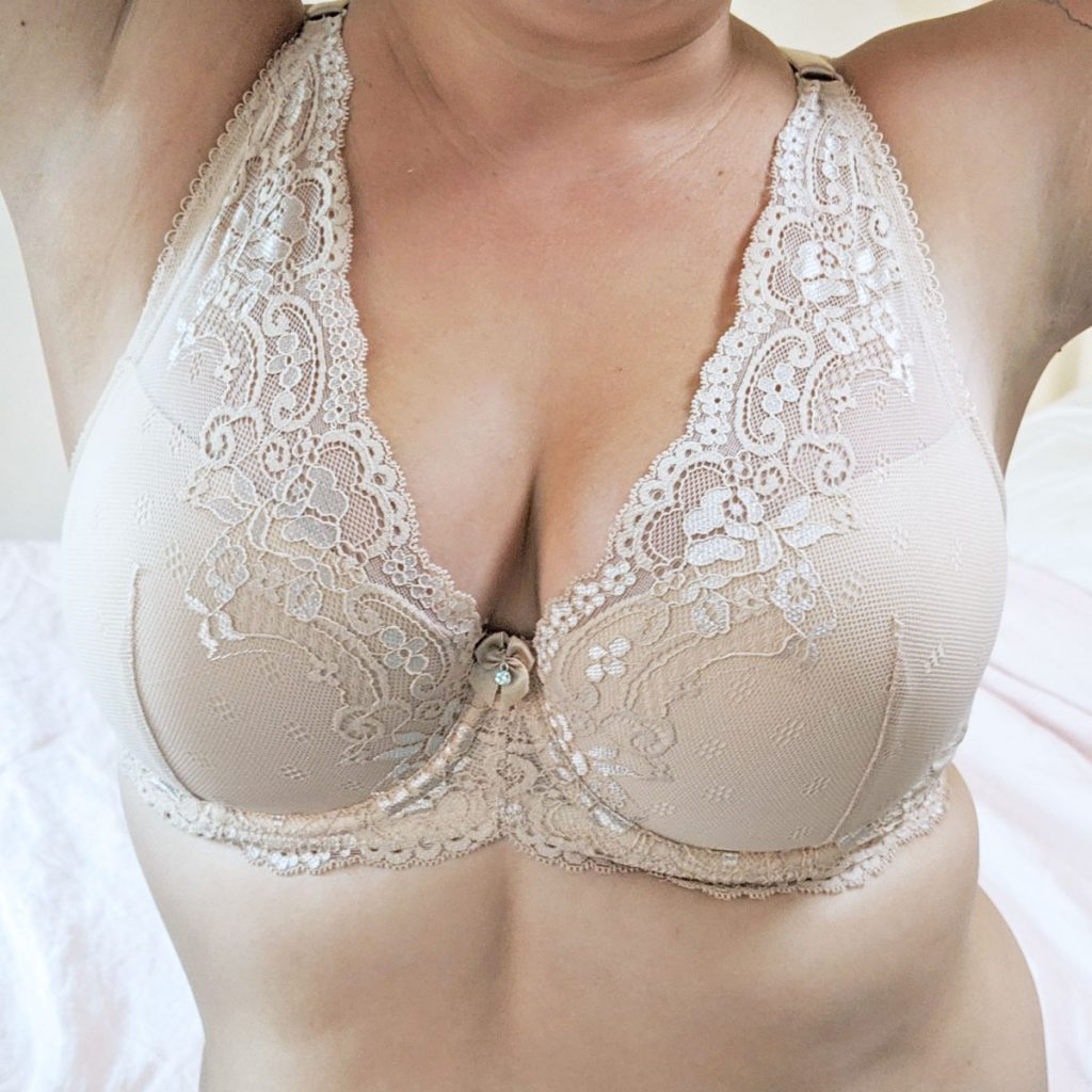 Smart & Sexy Lace Bra, sold at Wal-Mart