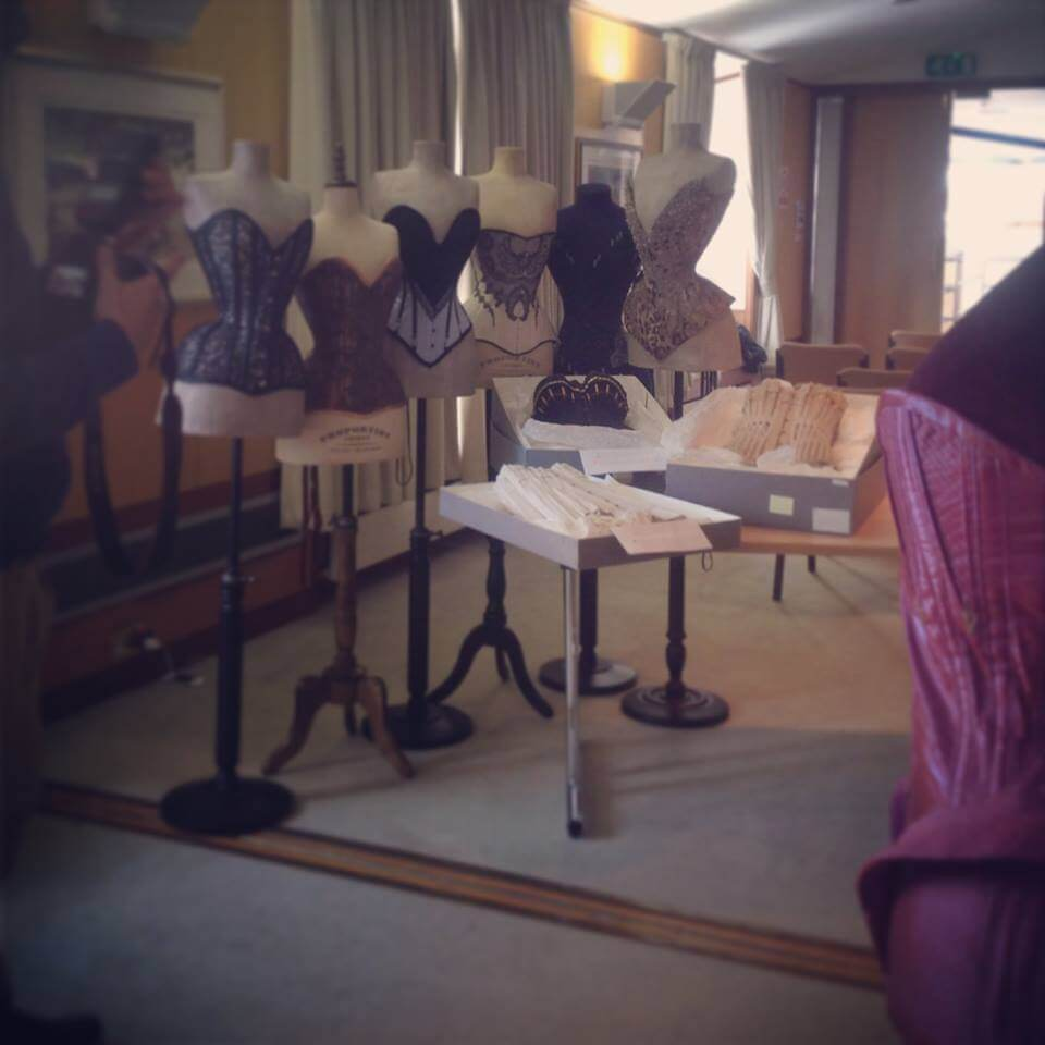 sunday contemporary and antique corsets