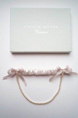 Florrie Mitton Carrie Wedding Garter