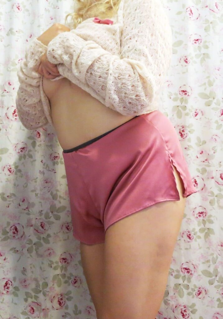 The Pink Pantaloon Co.'s Amelie French Knickers