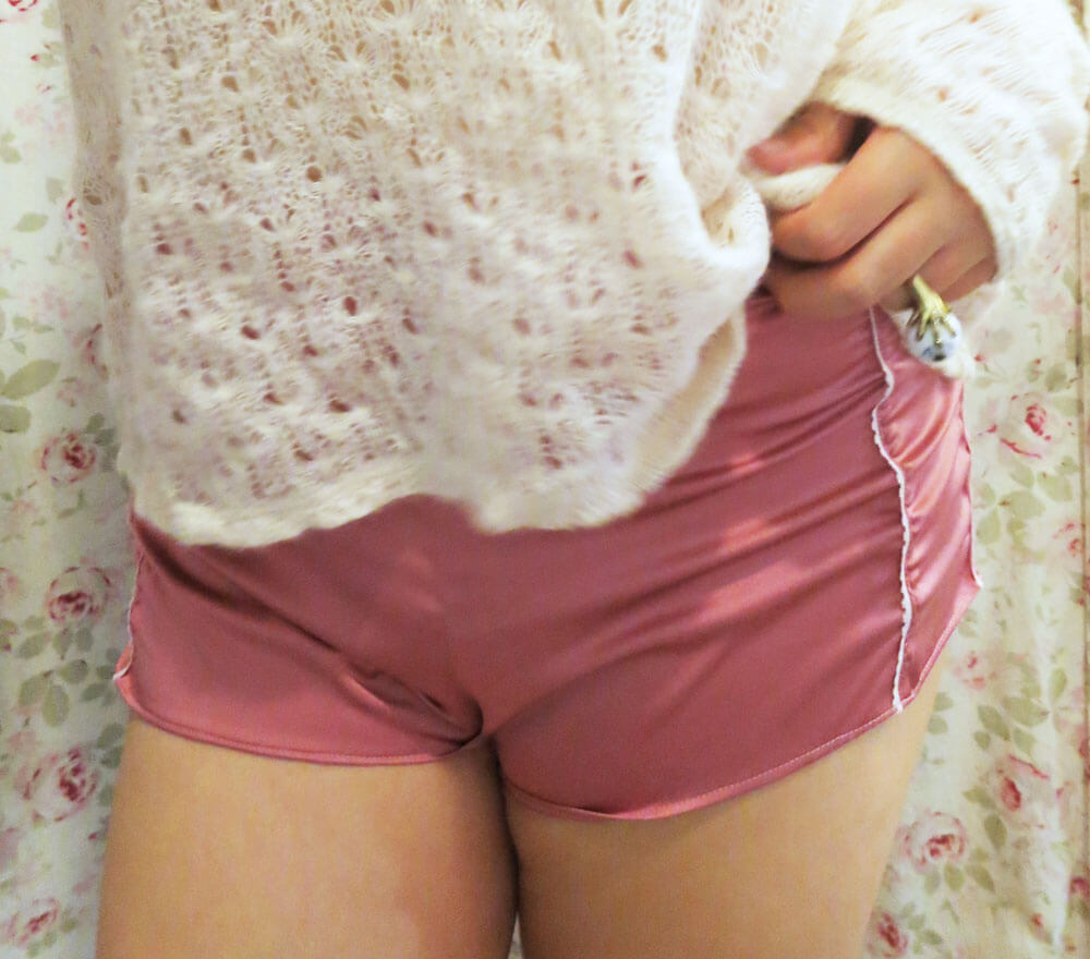 The Pink Pantaloon Co.'s India High Waist Knickers