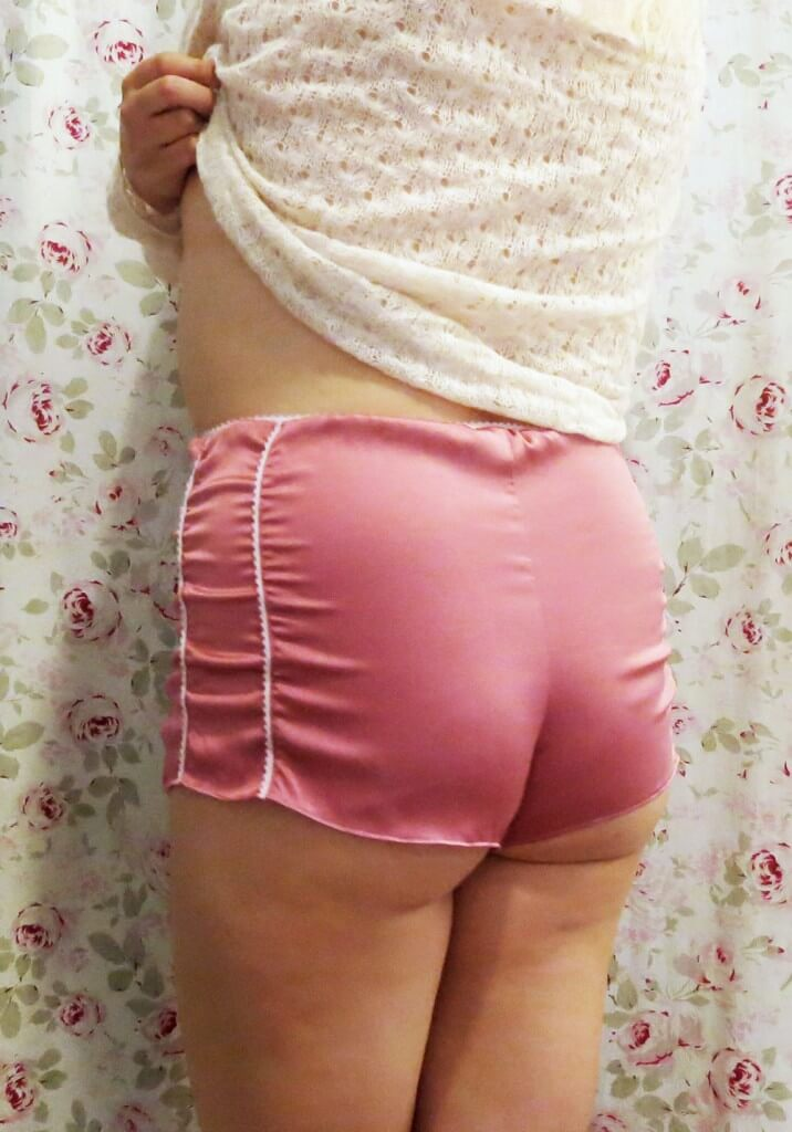 The Pink Pantaloon Co.'s India High Waisted Knicker