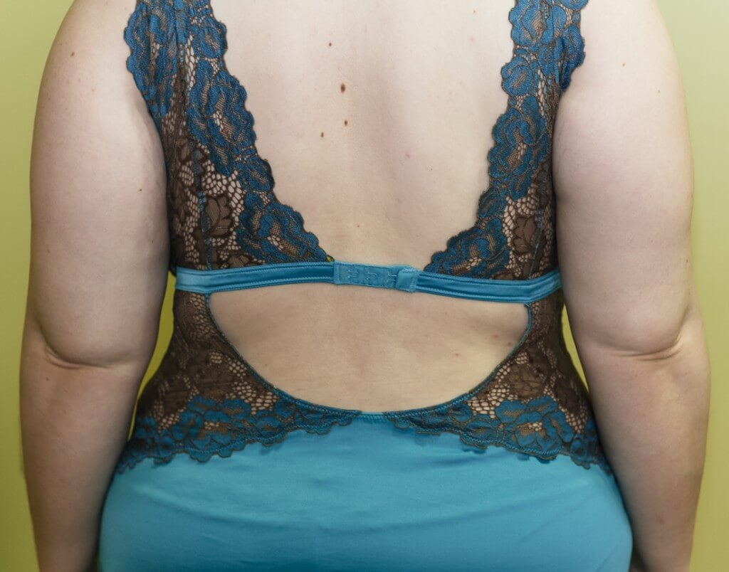 Core Chemise by Tia Lyn - Back view