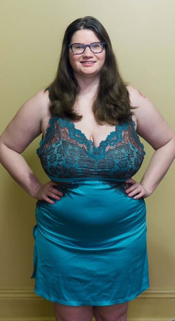 Core Chemise by Tia Lyn - Front View