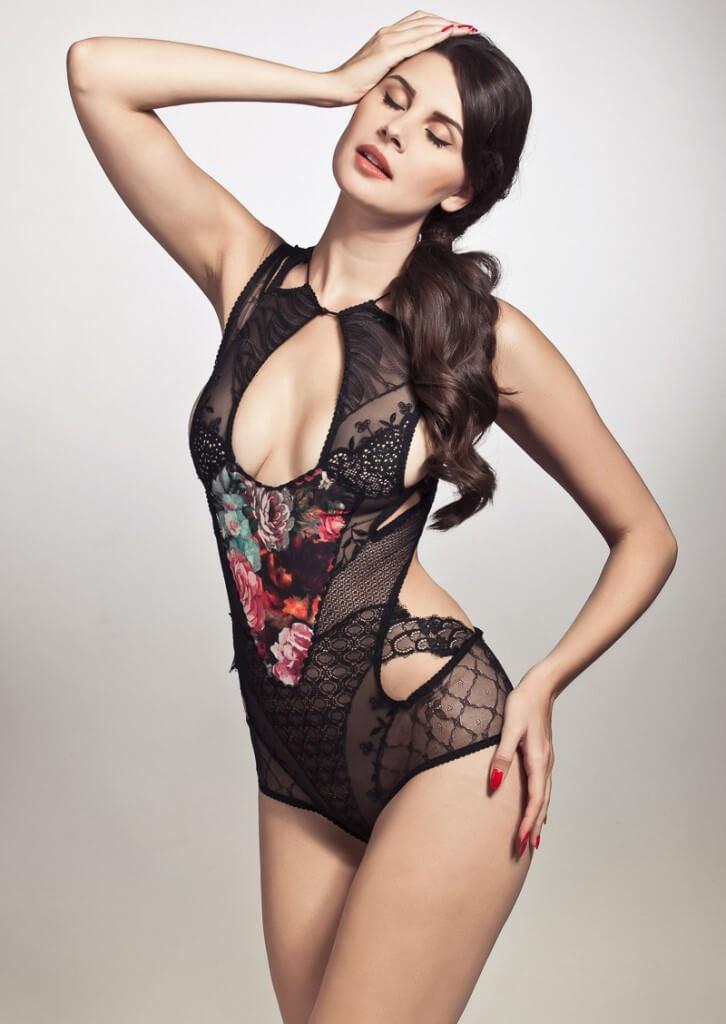 Tisja Damen 'Stone Fox' Bodysuit