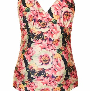 Swimwear of the Week: Topshop 'Peony' Maternity Swimsuit
