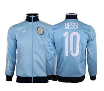 Lionel Messi Track Jacket $60