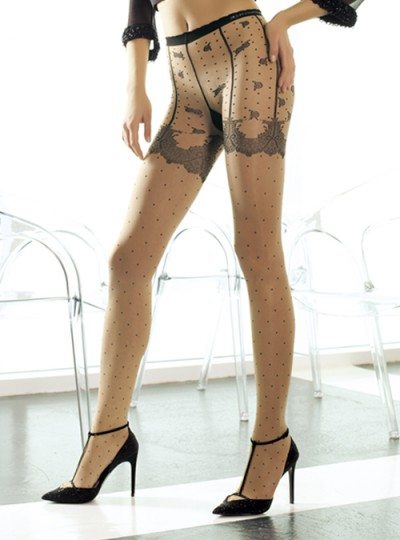 Transparenze Arpa Tights - $21.50