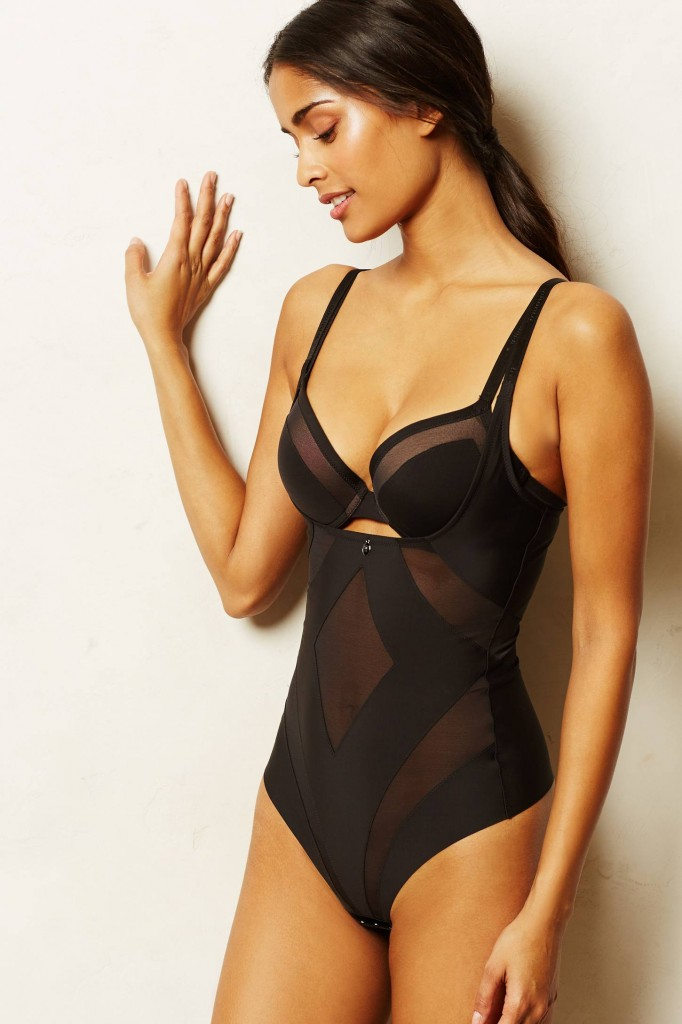 Triumph Diamondcut Shapewear Bodysuit - $86.00
