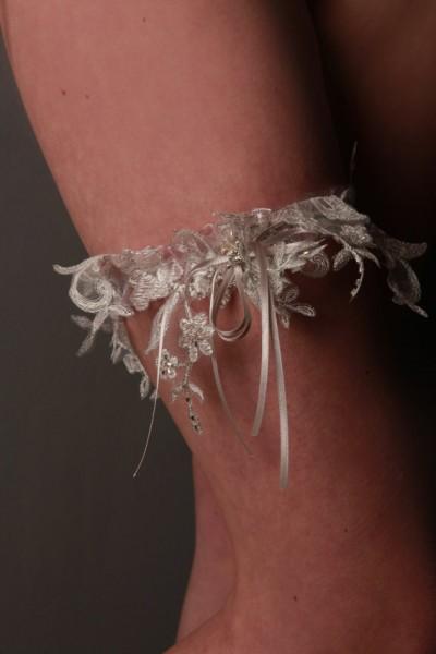 Trousseaux Lingerie garter