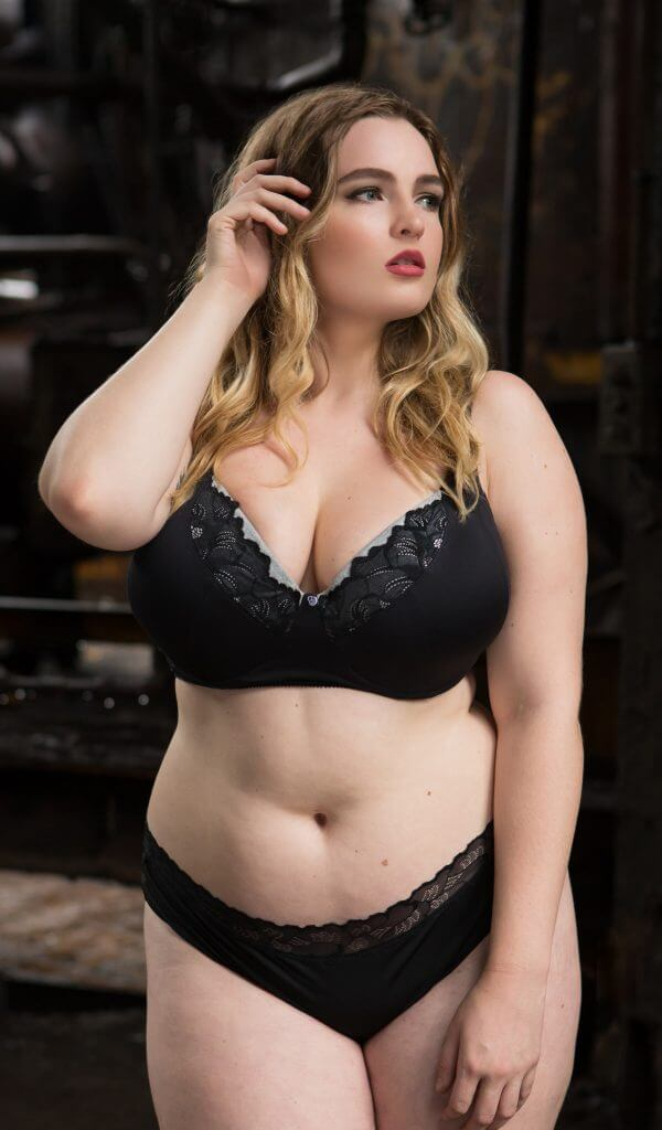 """The Suzanne"" from Trusst Lingerie"