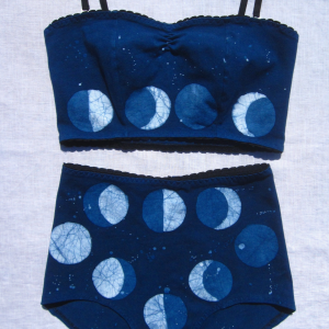 Celebrate the Solar Eclipse with the Perfect Set of Moon-Inspired Lingerie