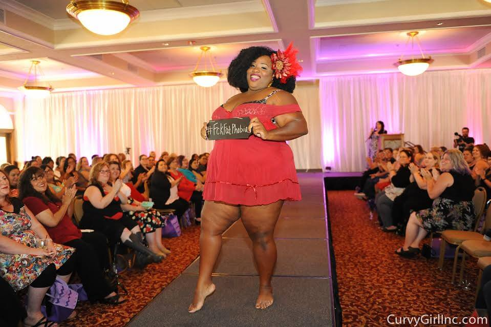 Curvy Girl Lingerie's Unapologetically Beautiful Fashion Show