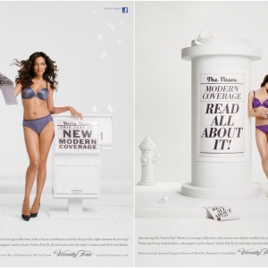 Ring in the New Year with Vanity Fair Lingerie!