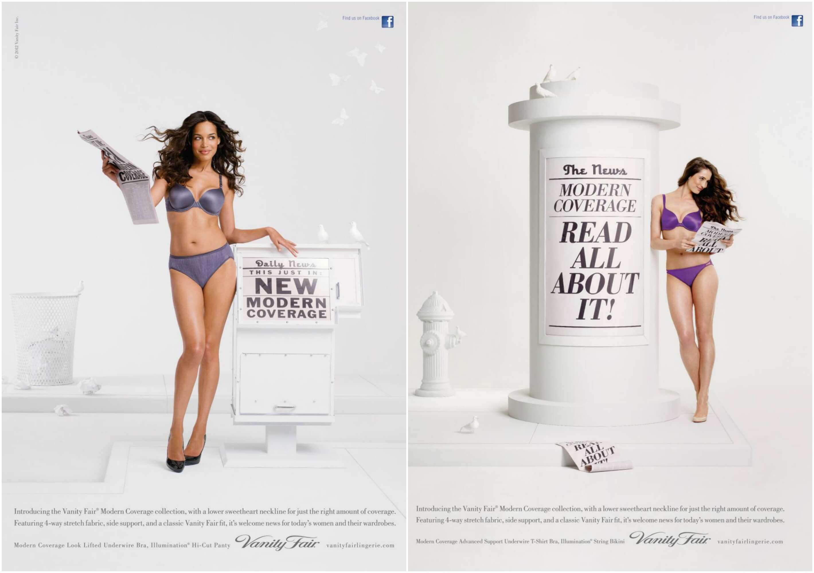 8c7fc18a06625 Ring in the New Year with Vanity Fair Lingerie!