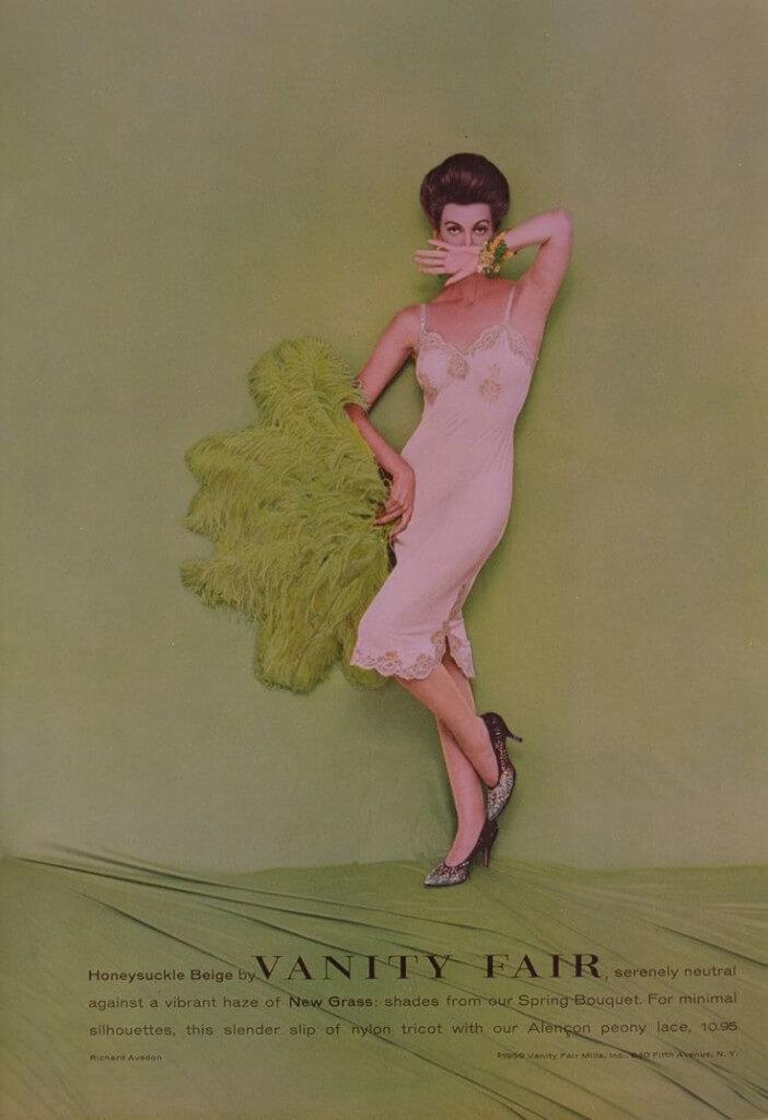vanity fair slip 1950s