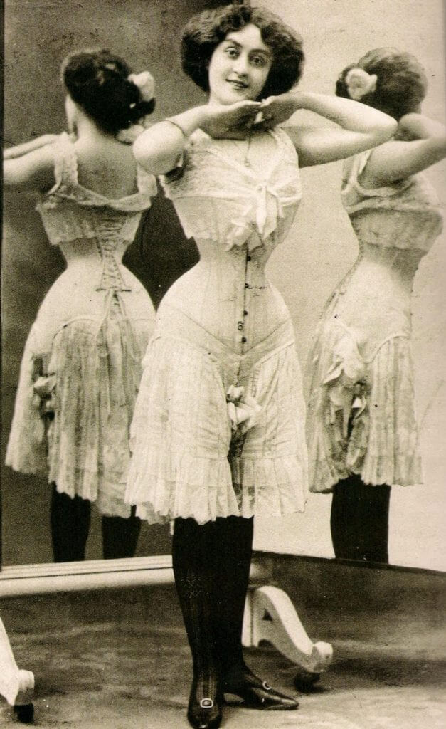 victorian corset 1