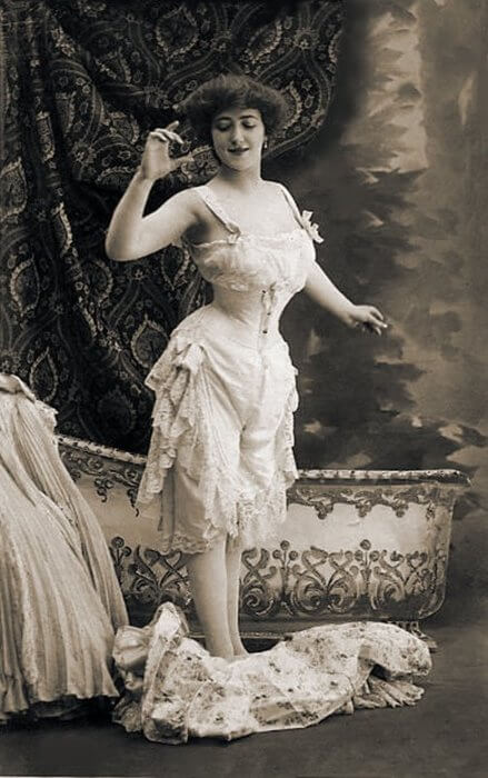 victorian corset 10