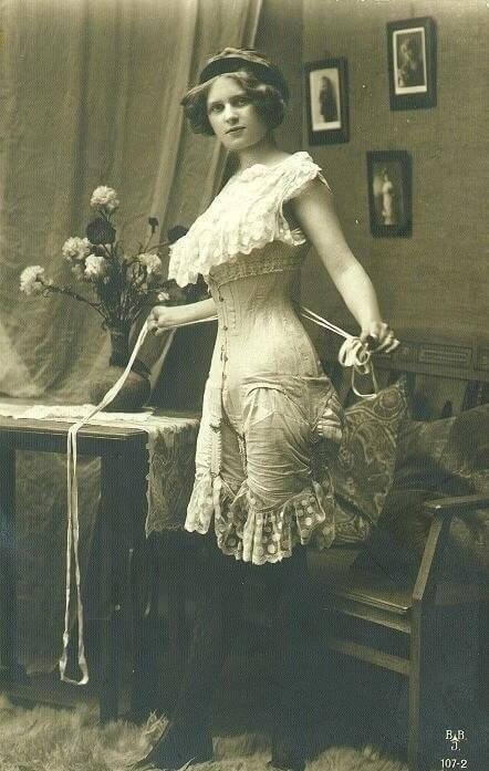 victorian corset 12
