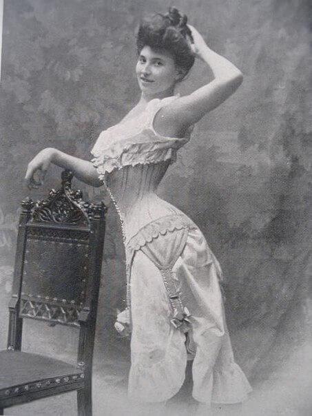 victorian corset 14