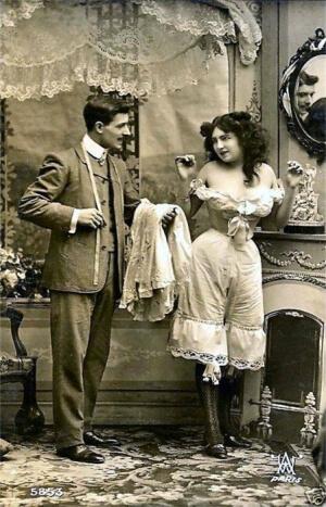 victorian corset 18