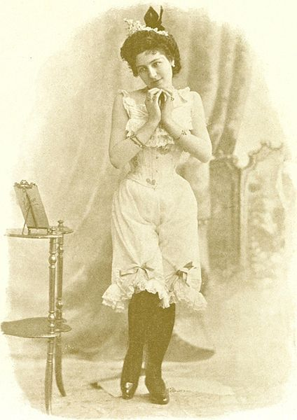 victorian corset 19