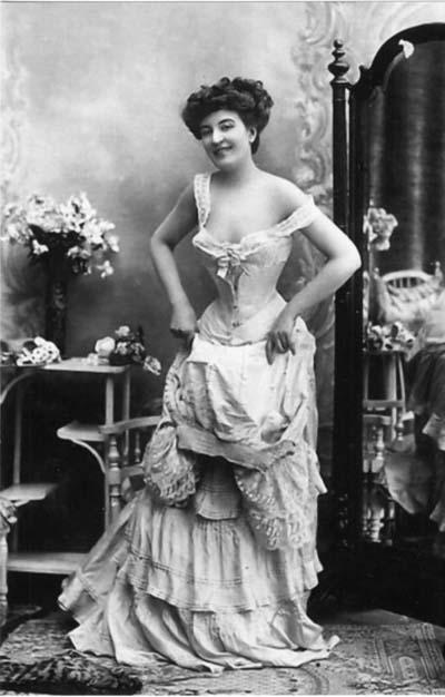 victorian corset 3