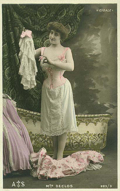 victorian corset 5