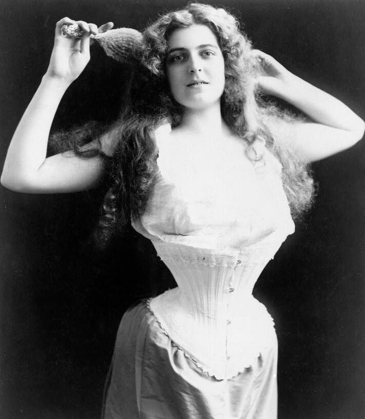 victorian corset 7