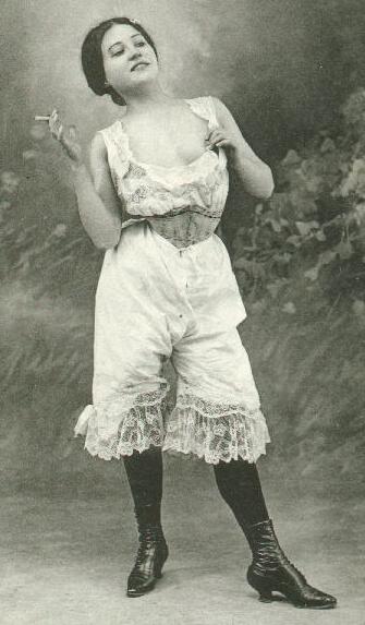 victorian corset 9