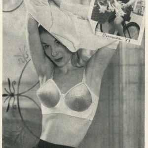 The Myth of The Perfect Breast, Part 1: From Bandeaus to Bullet Bras