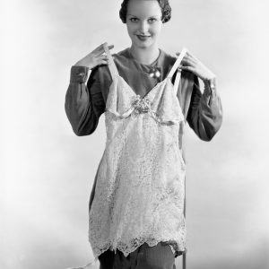 How to Care for Vintage Lingerie