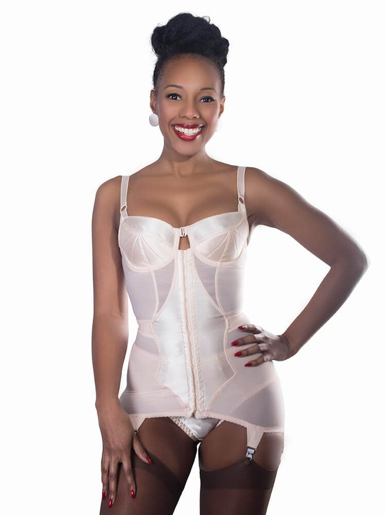 Ladies in girdles tgp