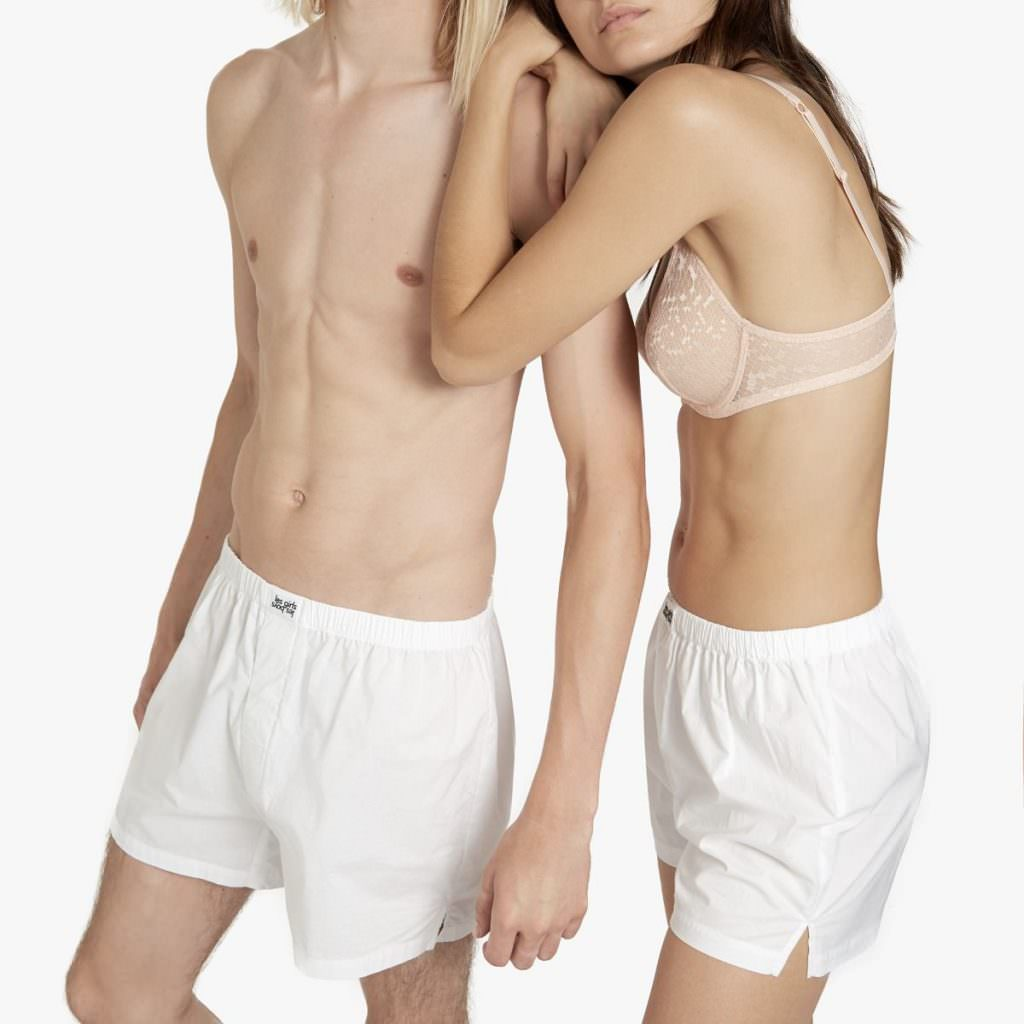 Les Girls Les Boys Genderqueer Androgynous Lingerie