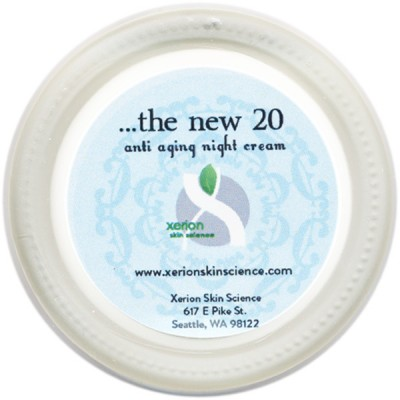 New 20 Night Cream