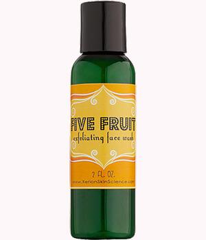 Five Fruit Face Wash