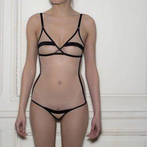 Lingerie Wishlist: Yasmine Eslami Serena Bodysuit